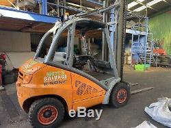 Linde H40d 2010 Chariot Diesel 4000 KG Chariot Élévateur Forktruck Chariot