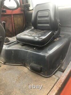 Linde H40d 4 Diesel Tonne Chariot Élévateur £ Contrepoids 2750 + Vat