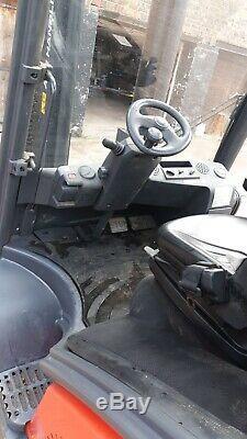 Linde H40d Diesel Chariot Élévateur De Chariot Élévateur Forktruck Chariot