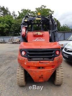 Linde H40t / 394 2010 Gas F / L Truck 4000kg Dans Vgc