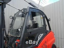 Linde H50d Occasion Chariot Élévateur Diesel. (# 2451)