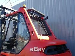 Linde H60d Chariot Élévateur Diesel Occasion. (# 2356)