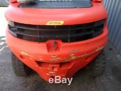 Linde H60d Chariot Élévateur Diesel Occasion. (# 2398)