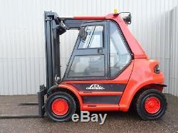 Linde H60d Diesel Occasion Camion. (# 2568)