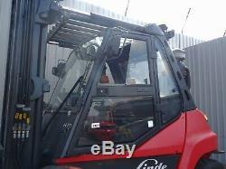 Linde H70d Chariot Élévateur Diesel Occasion. (# 2401)