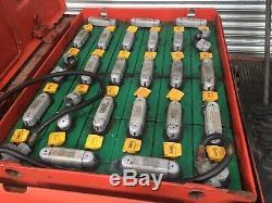 Linde Lansing Chariot Électrique E16 Chariot Élévateur Électrique