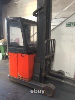 Linde R-16 02 Camion De Levage De Fourche Congélateur £2 995 + Vat