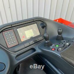 Linde R14hd Utilisé Reach Forklift (lift De 11500mm) (# 2928)