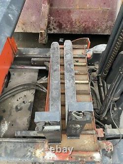 Linde R16 Reach Chariot Élévateur À Fourche Ne Plus De Piles Ou De Réparation