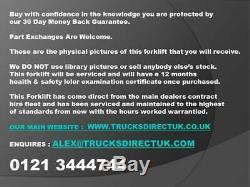 Linde R16g Occasion / Intérieur Extérieur À Mât Rétractable Truck (# 2946)