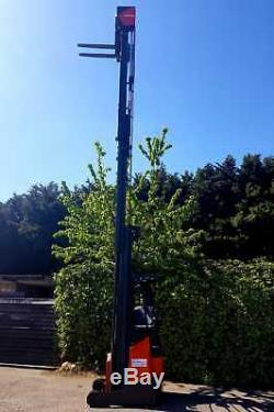 Linde R16x-03 Portée Électrique Camion / Narrow Aisle Chariots / 8,5 Mètres Hauteur