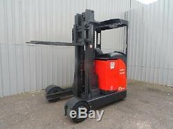 Linde R20g Chariot Élévateur Usagé Électrique Extérieur / Intérieur. (# 2458)