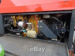 Linde S40 Chariot Élévateur Latéral Diesel D'occasion. (# 2232)