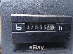 Linde S50 Chariot Élévateur Latéral Diesel D'occasion. (# 2549)