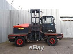 Linde S50 Occasion Diesel Chariot Élévateur Frontal. (# 2291)