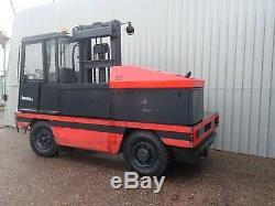 Linde S50 Occasion Diesel Chariot Élévateur Frontal. (# 2680)