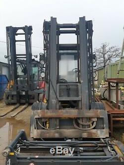 Pièces De Rechange Ou Réparations Pour Linde H70d-02 Diesel F / L Truck Cap 7000kg 3 & 4 -5 & 6 Hyd