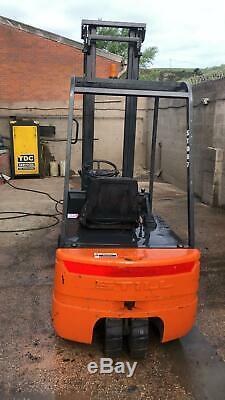 Still R20-16 3 Roues Chariot Élévateur Électrique Non Linde, Hyster, Toyota