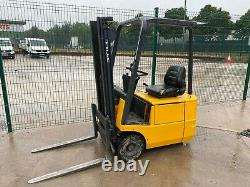 Toujours R50-12 1,2 Tonne Batterie Powered Forklift Stack Pallet Camion Linde Toyota