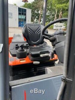 Toyota Chariot Élévateur Électrique 2012 3 Tonnes Non Linde, Hyster, Jungheinrich