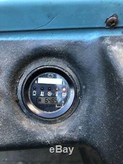 Tracteur-tracteur Électrique Linde P60 Avec Chargeur