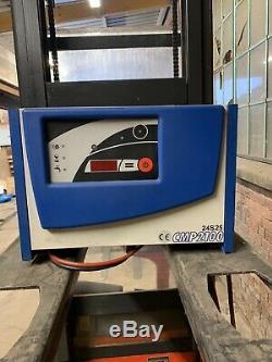 Transpalette Électrique Linde L12 Pedestrian Forklift