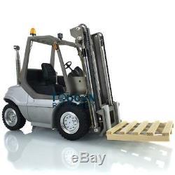 Uk Disponibilité Lesu 1/14 Rc Linde Chariot Élévateur Unassembled Transfert Moteur Esc Servo Truck