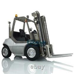 Uk Disponibilité Unassembled Linde Chariot Élévateur Lesu 1/14 Rc Transfert Moteur Esc Servo Truck